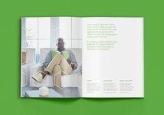 Nonfiction | Huntington Bank | Columbus OH Bank Branding, Branding Agency, Huntington Bank, Brand Book, Design Language, Corporate Design, Visual Identity, Nonfiction, Layout Design
