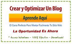 [Curso] Crear y Optimizar un Blog de Wordpress en tu propio dominio