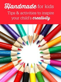 These fun and educational diy projects and art & crafts for kids will have you looking forward to that next rainy day. These are some of my favorite kids crafts both from working in elementary schools and running toddler playgroups with tips on how to unl