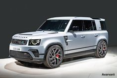 New Land Rover Defender SVR to take on Mercedes-AMG G 63 with - pictures New Land Rover Defender, New Defender, Landrover Defender, Bmw V8, Sport Suv, New Jaguar, Best Suv, Used Bmw, Jaguar Land Rover