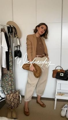 Mode Outfits, Chic Outfits, Spring Outfits, Fashion Outfits, Fashion Tips, Looks Chic, Looks Style, Casual Looks, Fashion Mode