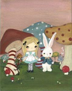 Wonderland by The Poppy Tree