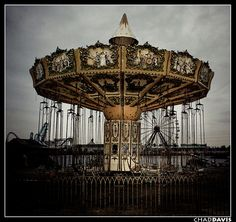 From the abandoned Six Flags in New Orleans