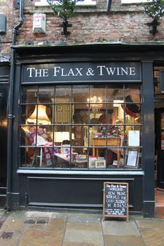 The Flax & Twine | York, England