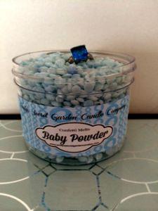 Blue Baby Powder Confetti Melts