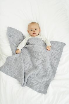 15 New Ideas Baby Blanket Print Knitting Baby - Diy Crafts - Marecipe Baby Knitting Patterns, Free Baby Blanket Patterns, Crochet Blanket Patterns, Baby Blanket Crochet, Baby Patterns, Crochet Baby, Crochet Pattern, Free Pattern, Knit Crochet