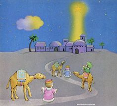 La noche de los Reyes Magos