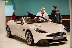 Aston Martin continued its centenary celebrations by playing a leading role at the world's largest historic motor meeting, the 2013 Goodwood Revival,