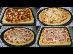 Come fare la pizza in casa, leggera altissima digeribilità - Recipe Ital. Pasta Salad Recipes, Pizza Recipes, Easy Dinner Recipes, Snack Recipes, Biscotti, Food Tags, Bread Machine Recipes, Soul Food, Italian Recipes