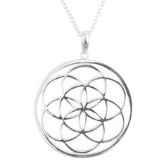 Midsummer Star - Seed Of Life Necklace