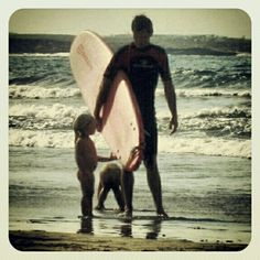 Surfing Family Lanzarote