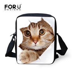 $7.92 (Buy here: https://alitems.com/g/1e8d114494ebda23ff8b16525dc3e8/?i=5&ulp=https%3A%2F%2Fwww.aliexpress.com%2Fitem%2FFashion-Tinkerbell-Print-Women-Messenger-Bag-Children-Girls-Casual-bag-Desigual-Messenger-bags-Kids-Gift-Free%2F32249723877.html ) FORUDESIGNS Hot 3D Animal Women Messenger Bags Cat Dog Head Cross-body Travel Funny Bags Ladies Small Bolsa Feminina Sac A Main for just $7.92