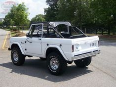 cool 1969 Ford Bronco - SOLD - Cloud9 Classics  Bronco