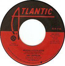 45cat - Led Zeppelin - Whole Lotta Love / Living Loving Maid (She's Just A Woman) - Atlantic - USA - 45-2690