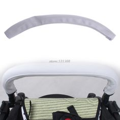 >> Click to Buy << Baby Pram Stroller Handle Bar Leather Protective Grip Case Armrest Cover Generic #Affiliate