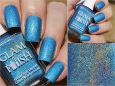 Glam Polish Knockout Collection: Part 2 | Pretty Girl Science
