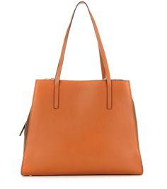 Marni - Borsa a tracolla in pelle - Una borsa dalle linee essenziali e  dalle nuance 92ebd9da537