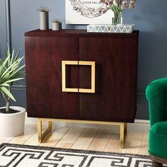Breene 2 Door Accent Chest by Willa Arlo Interiors – FurnitureFlix Decor, Accent Doors, Metal Decor, Interior, Accent Cabinet, Cabinet, Living Room Diy, Home Decor, Living Room Designs