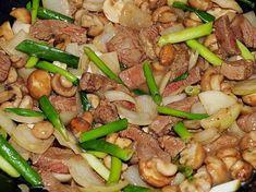 Chau Ngau Yuk: Rundvlees Met Paddenstoelen En Uien recept | Smulweb.nl