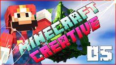 Minecraft IN Creative [ITA] - IL CASTELLO #5