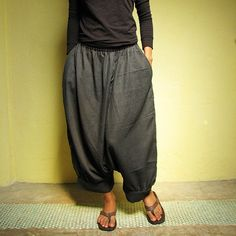 quite hideous looking. But id still wear them, much to my husband dislike! lol I think theyre cool! Magnolia Pearl, Boho Fashion, Autumn Fashion, Womens Fashion, Boho Outfits, Fashion Outfits, Bohemian Pants, Bespoke Clothing, Comfy Pants