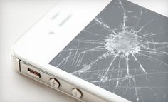 Screen Repair for an iPhone 4/4s, 5, or 5s/5c, or $50 Toward Repair at Phone Fix It (Up to 58% Off)