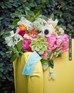 Quirky & Colourful Retro Wedding Inspiration | Bridal Musings | CHECK OUT MORE IDEAS AT WEDDINGPINS.NET | #weddings #weddingflowers #weddingbouquets #bouquets