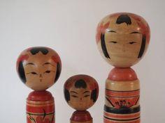 Suzuki Shoji 鈴木昭二 (1927- ), 5寸 (14.9 cm) and 4寸 (12.1 cm); Satomi Masao 里見正雄, 6寸(18.3) cm, detail