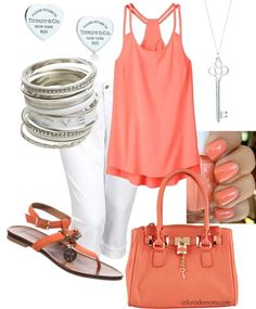 Spring Trend – Crazy for Coral #FashionFriday via @ColoradoMoms.com.com.com