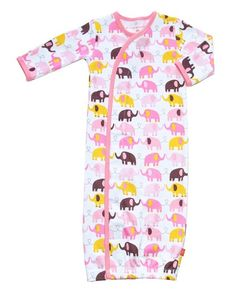 Magnificent Baby Girls Elephant Gown