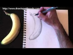Drawing shadows (& fruit) with Paolo Morrone