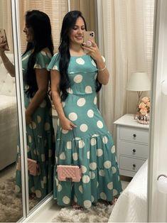 Church Fashion, Princess Jasmine, Indian Dresses, Summer Looks, Baby Photos, Frocks, Fashion Dresses, Polka Dots, Cute Outfits