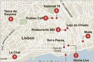 36 Hours in Lisbon article