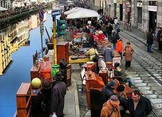 Flea Markets, Copenhagen// Denmark