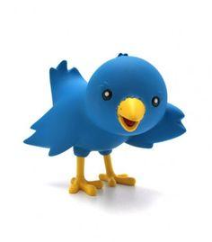 Ollie the Twitterrific Bird