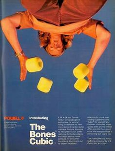Stacy Peralta Powell Peralta ad july 1979