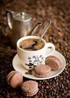 le petit café du matin