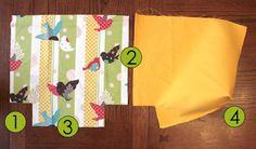Tutorial: Totes Big and Small | Craft Buds