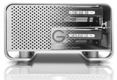 The G-Technology G-RAID 4TB is the best choice for professional and all people who want great perfomance. Remeber you can use it in RAID 0 and RAID 1 with an external software.