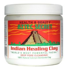 This is magic in little tube. Your skin will be perfect with this. #healingclay #skin