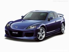mazda rx 8   Gambar Mobil: Mazda RX-8