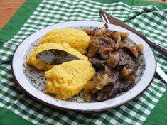 Makacska konyhája: Vargányás vaddisznóhús Mashed Potatoes, Food And Drink, Beef, Dishes, Cooking, Ethnic Recipes, Whipped Potatoes, Meat, Kitchen