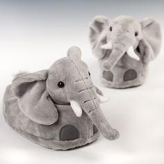 Elephant Slippers | from hayneedle.com