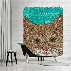 Valentina Ramos - Missy, Shower Curtain, 180x180