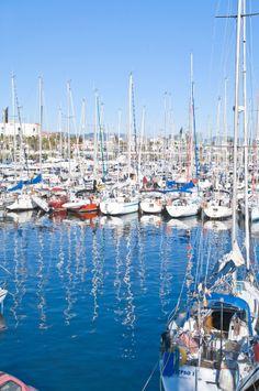 Port Olimpic, Barcelona, Catalonia, Spain    a 3hr tour a 3 hour tour