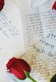 creative way to use love letters and notes | DIY mason jar votives