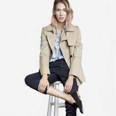 Spring Must: The Everlane Swing Trench