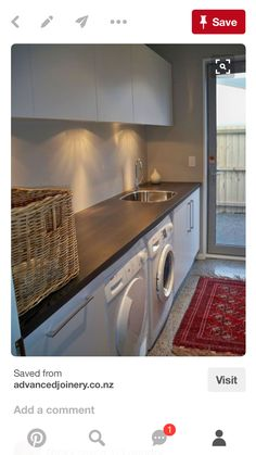 25 Ways to Give Your Small Laundry Room a Vintage Makeover Small laundry room ideas Laundry room decor Laundry room makeover Farmhouse laundry room Laundry room cabinets Laundry room storage Box Rack Home Laundry Area, Laundry Room Storage, Small Laundry, Laundry In Bathroom, Laundry Rooms, Ikea Laundry, Room Interior, Interior Design Living Room, Living Room Designs