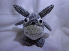 Amigurumi Totoro Receita : Sesshomaru amigurumi crochet patterns amigurumi