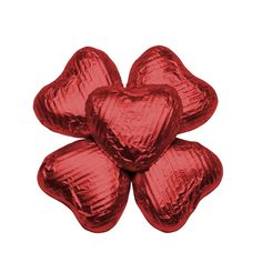 100 Chocolate Hearts, Red, £20.95
